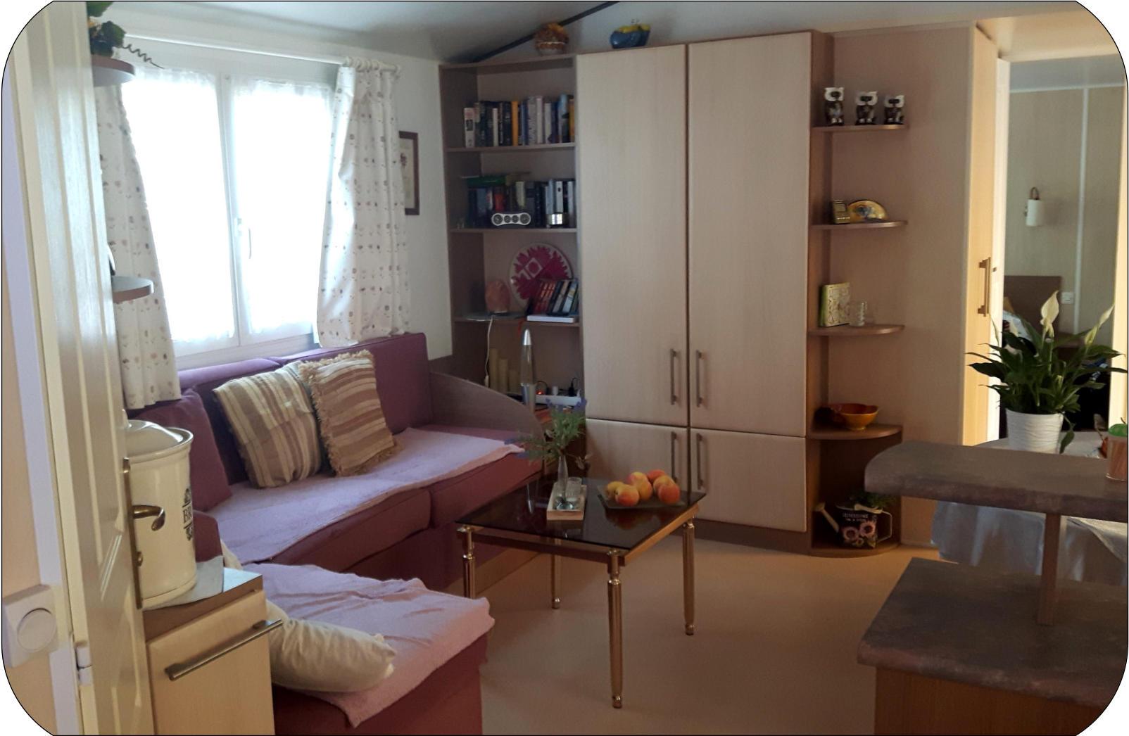 Außenküche Mit Backofen : Mobilheim